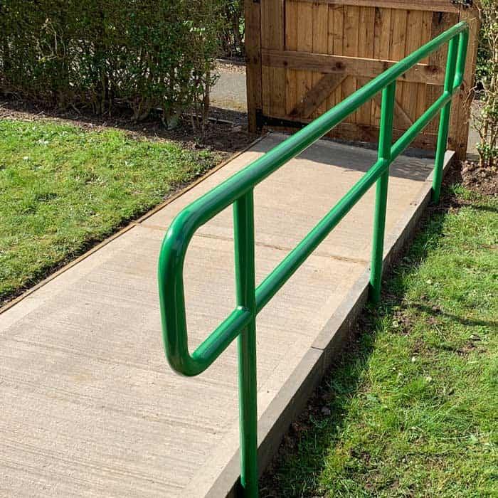 hand-rails-powder-coated-carlton-design-fabrication