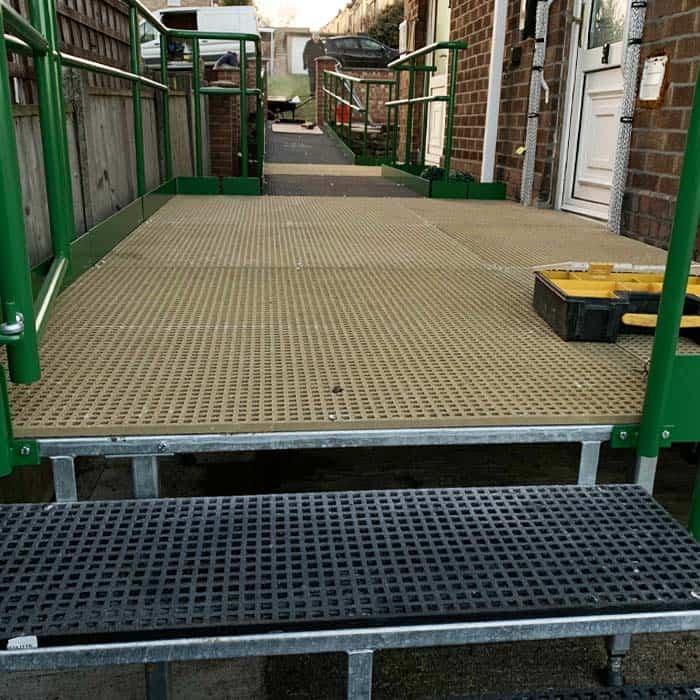 raised-platform-accessibility-ramp-carlton-design-fabrication-nottingham